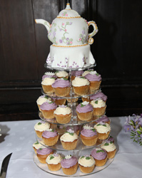 teapot wedding cake harrogate